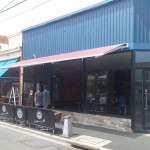 Commercial Folding Arm Awnings (10)