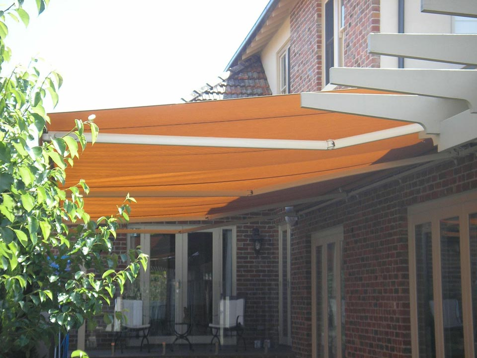 Folding Arm Awnings 1