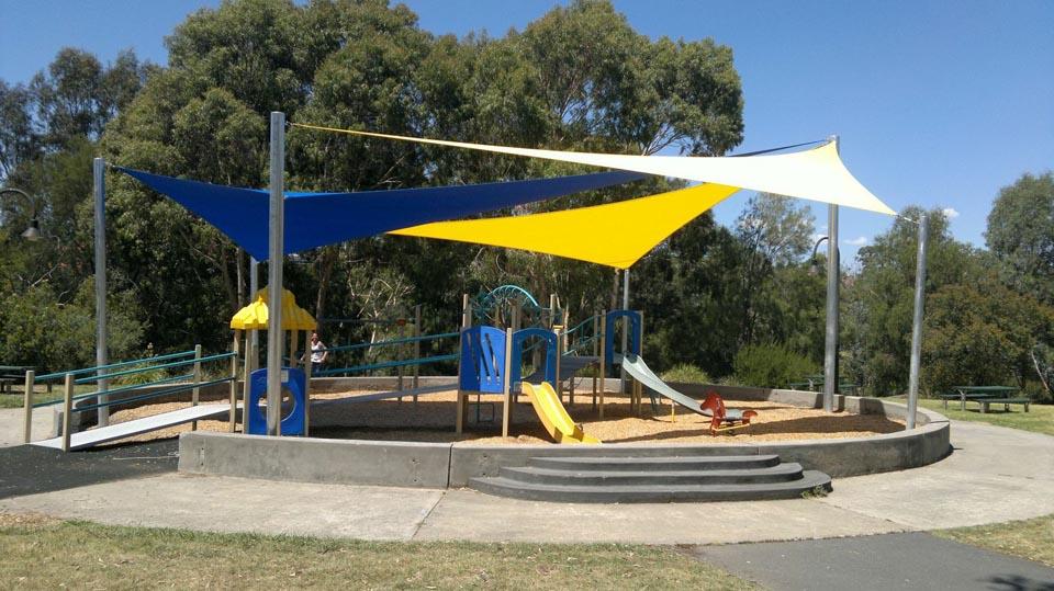 Waterproof Shade Sails Melbourne Yarra Shade