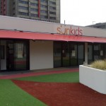Commercial Fixed Awnings (6)