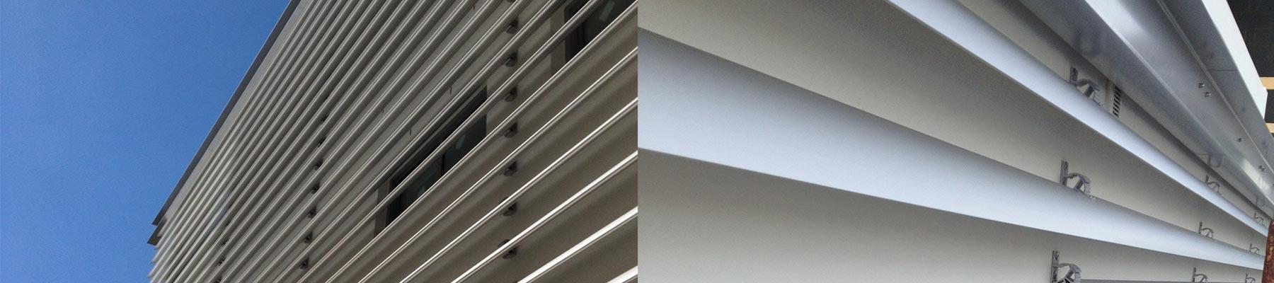 Aluminium Louvres Yarra Shade Co
