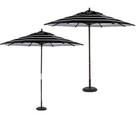 Outdoor Umbrellas Melbourne Large Market Umbrellas