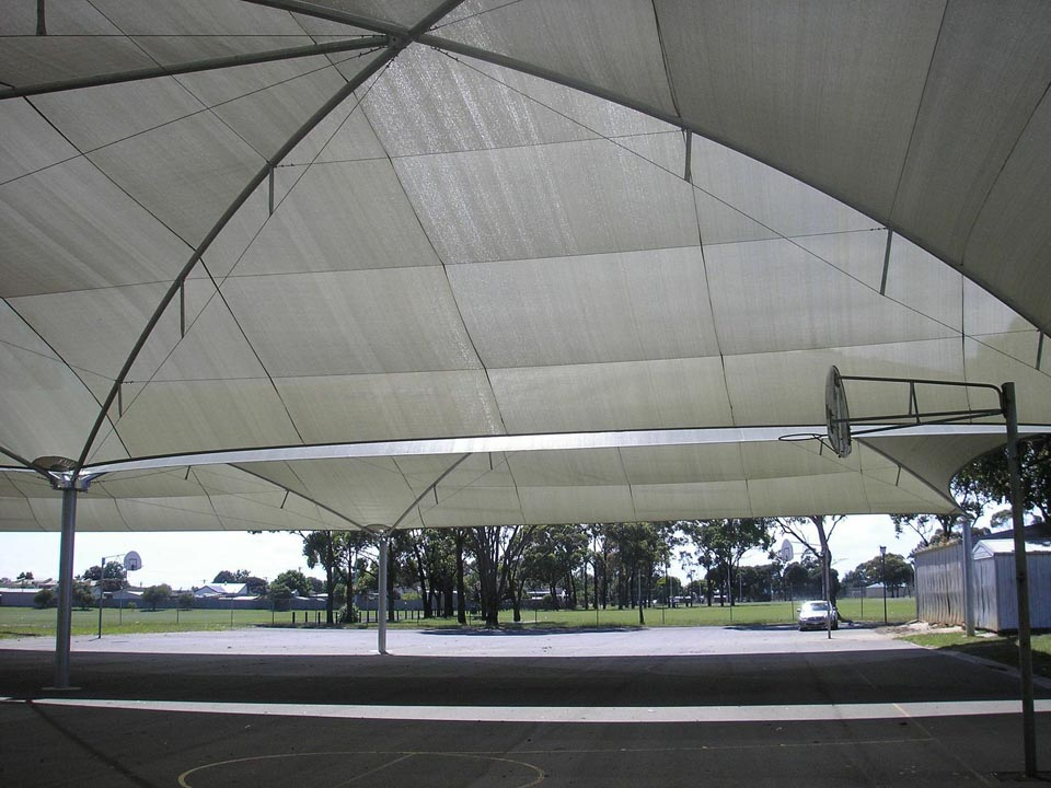 Igloo Shade Structures Melbourne Yarra Shade