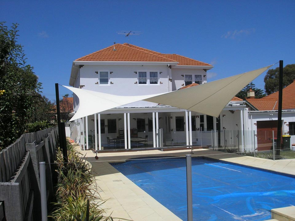 Waterproof Shade Sails Melbourne | Yarra Shade